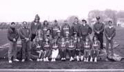 Women's Track Team, 1991