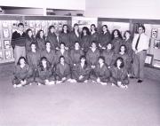 Women's Track Team, 1992