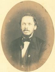 Henry Winslow Abbett, 1860