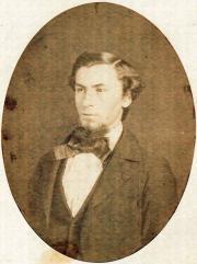 Benjamin Franklin Ball, 1860