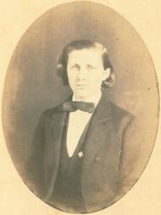 George Baylor, 1860