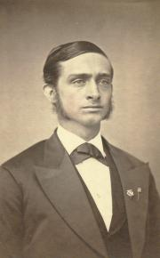 George Roberts Willis, 1872