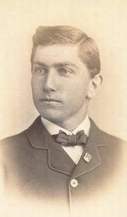 Samuel Frisby Snively, 1881