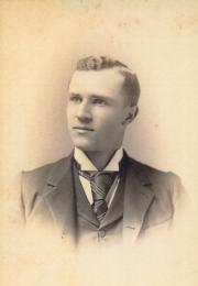 Franklin Thomas Baker, 1891