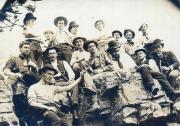 Class of 1887, c.1885