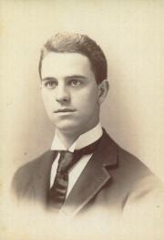 Leon DeBournville Thomas Ashcroft, 1887