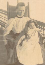 Zatae Longsdorff Straw, 1900
