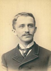 William Enterline Yeager, 1887
