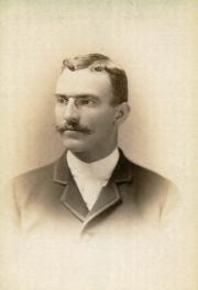 Alday H. Yocum, 1888