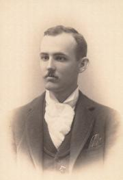 Henry Clay Turner, 1891