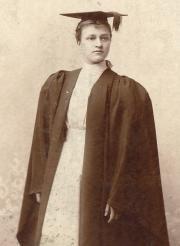Lulu F. Allabach, 1895