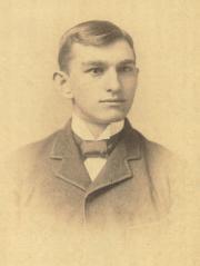 Adelbert Ames Armacost, 1893