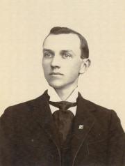 Charles Diehl Taylor, 1896