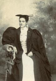 Mary A. Wilcox, 1896