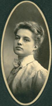 Ruth Allen, 1898