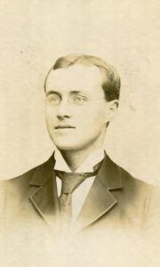 Walter Grant Souders, 1898