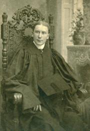 Harry Randall Wallis, 1900