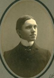 George Short Williams, 1900