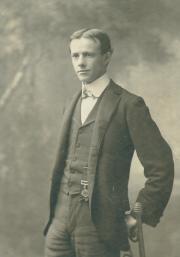 John Perry Wood, 1901
