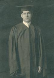 Wilson Dallam Wallis, 1907