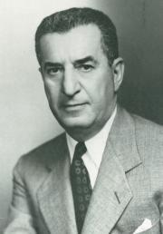 Joel Claster, c.1940