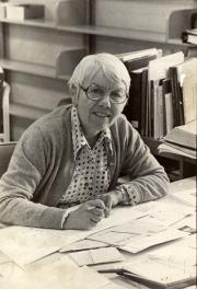 Isingard M. Woodworth, c.1975