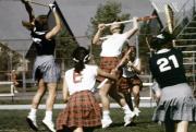 Women's Lacrosse game, 1986