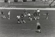 Women's Lacrosse game, 1987