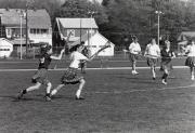 Women's Lacrosse game, 1989
