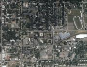 Aerial View of Dickinson Campus, 1981