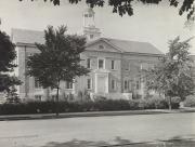 Alumni Gym, 1934