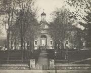 West College, 1870