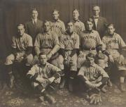 Baseball Team, 1907