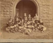 Baseball team, 1898