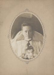 Zatae Longsdorff, 1900