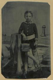 Family Vacation, c.1890