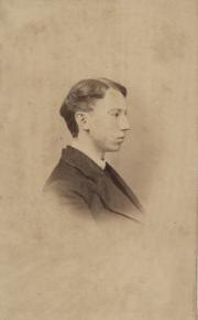 Alexander Crawford Chenoweth, 1868