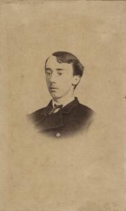 George Durbin Chenoweth, 1868