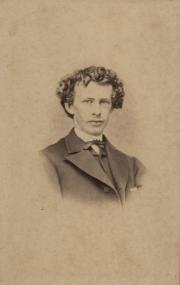 John Franklin Goucher, 1868