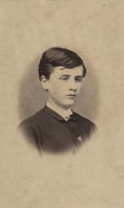 Thaddeus Alexander Snively, 1869