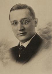 Frank Beetem, c.1905