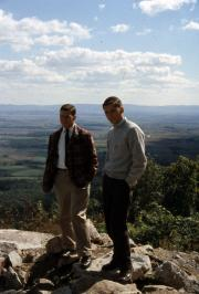 Students at Wagoners Gap, 1958