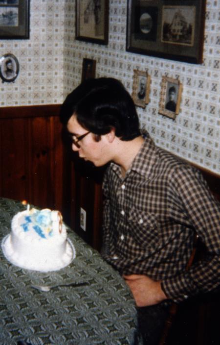 Birthday, c.1989