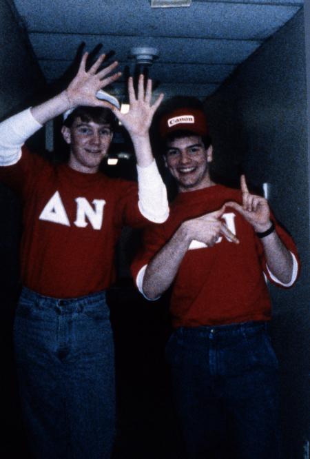 Delta Nu, c.1989