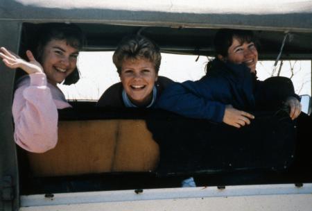 Car ride, c.1989