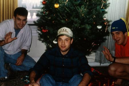 Christmas, c.1993