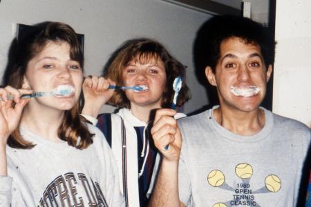 Dental hygiene, c.1993