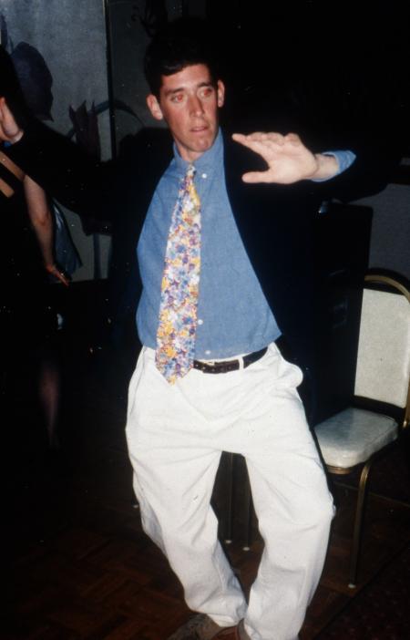 Dance moves, c.1993