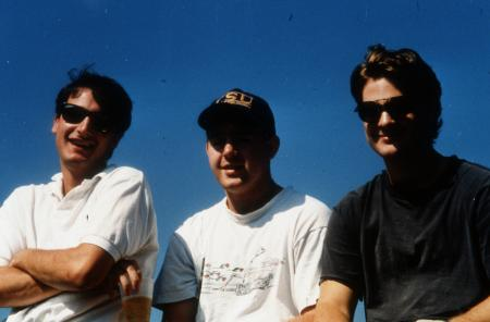Blue sky, c.1993