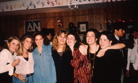 Delta Nu Sisters, c.1994